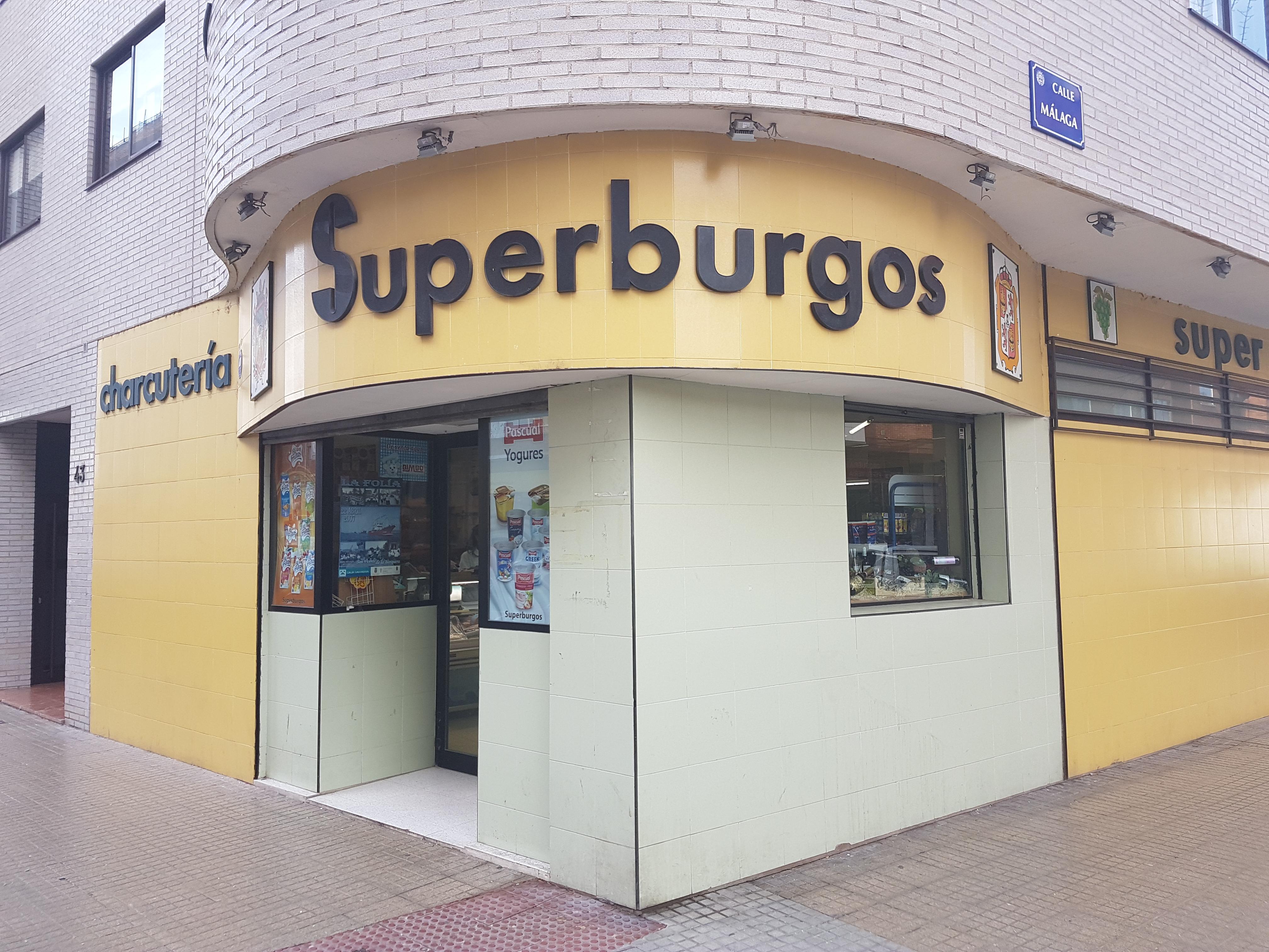 Tienda Superburgos